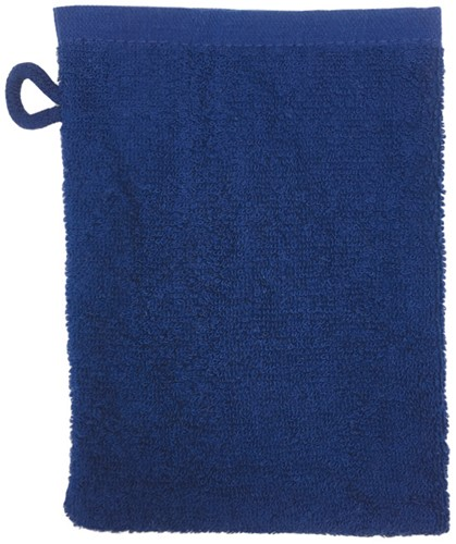 T1-WASH Washcloth - Navy blue - 16 x 21 cm
