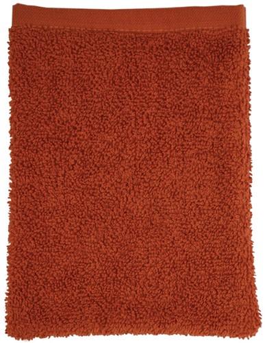 T1-WASH Washcloth - Terra spice - 16 x 21 cm