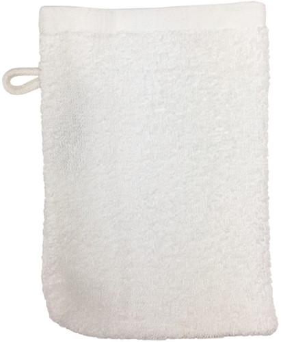 T1-WASH Washcloth - White - 16 x 21 cm