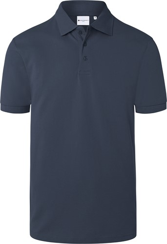 BPM 4 Men's Workwear Polo Shirt Basic - Navy - S