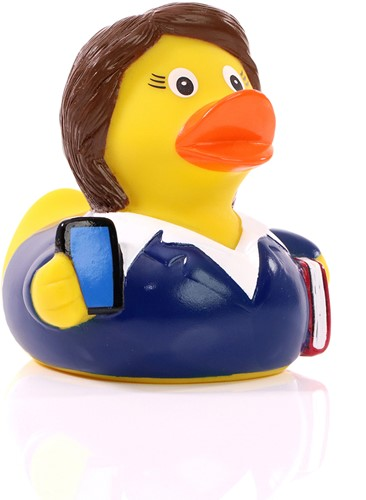 M131262 Squeaky duck businesswoman - Multicoloured - one size