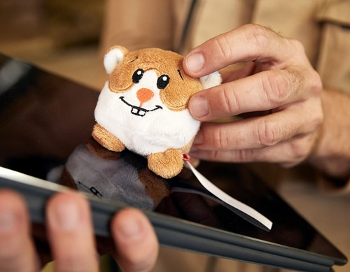 M160491 Hamster - Brown - one size