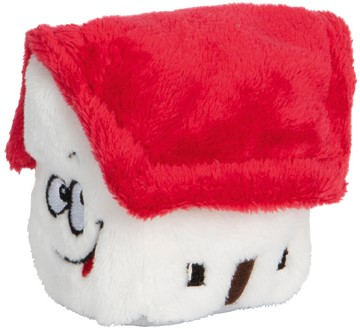 M160758 House - White/red - one size