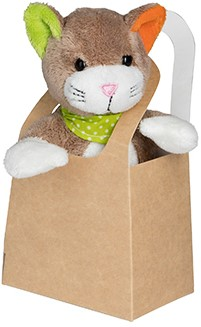 M160695 gift box for plush items - Nature - S