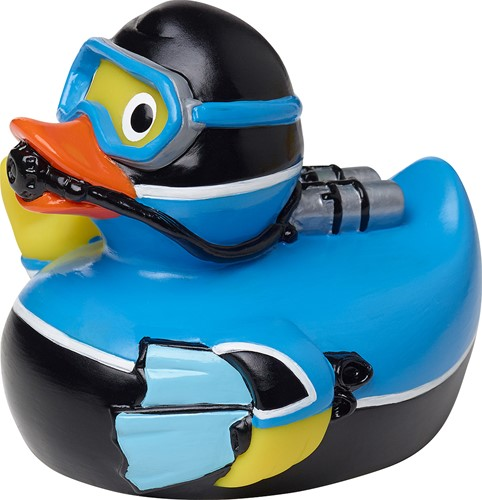 M131278 Squeaky duck Diver - Multicoloured - one size