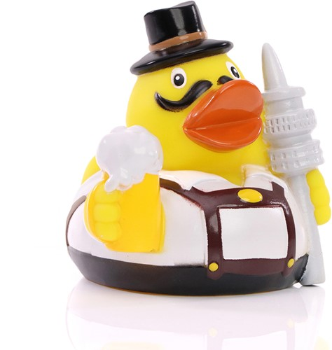 M132044 Squeaky duck CityDuck® München - Multicoloured - one size
