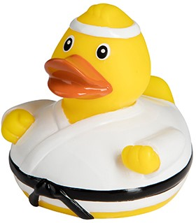 M131210 Squeaky duck martial arts - Multicoloured - one size