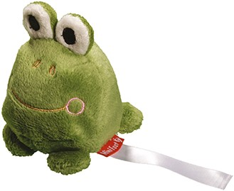 M160432 Frog - Green - one size