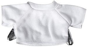 M140980 Mini T-Shirt with wings - White - S