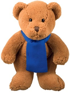 M160210 Bear - Brown - one size