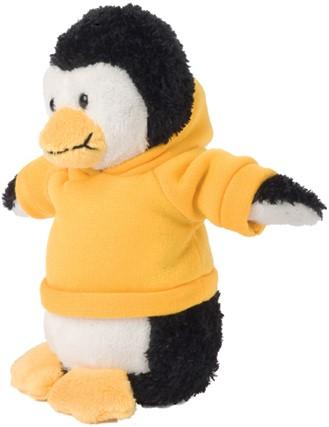 M160288 Plush penguin Phillip - Black/white - one size