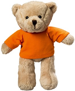 M160228 Bear - Light brown - one size