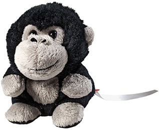 M160721 XXL gorilla - Black - one size