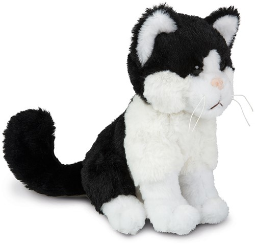 M160820 Cat - Black/white - one size