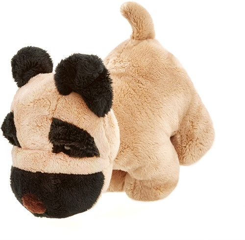 M160932 Tracking dog boxer Lenni - Brown/black - one size