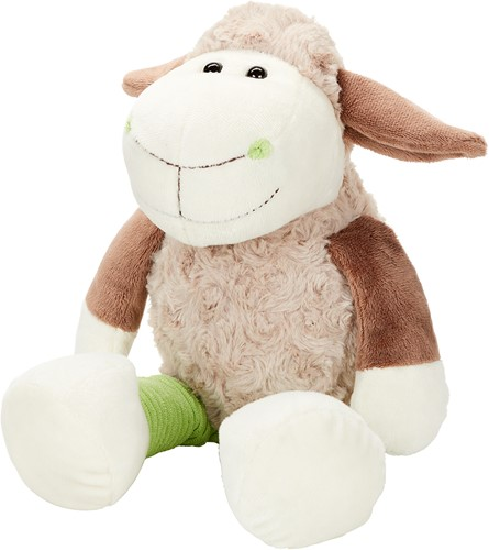 M160816 Sheep Elke - Brown/green - 23,0 cm
