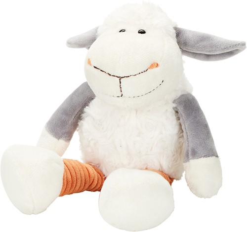M160816 Sheep Elke - White/orange - 16,0 cm