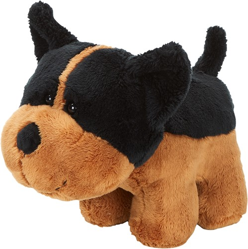 M160931 Tracking dog shepherd Tommi - Black/brown - one size