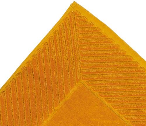 T1-BATHULTRA Bathmat ultra - Honey yellow - 60 x 95 cm