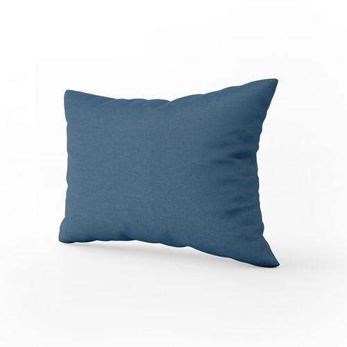 T1-PILLOW Pillow Case Classic - Indigo blue - 60 x 70 cm