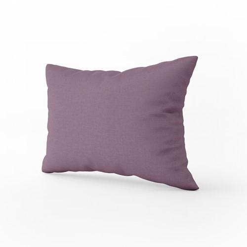 T1-PILLOW Pillow Case Classic - Plum - 60 x 70 cm