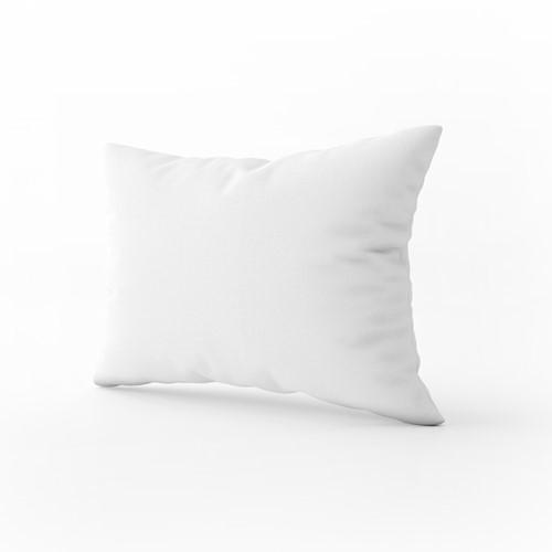 T1-PILLOW Pillow Case Classic - White - 60 x 70 cm