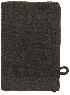T1-ULTRAWASH Ultra deluxe washcloth - Anthracite - 16 x 21 cm